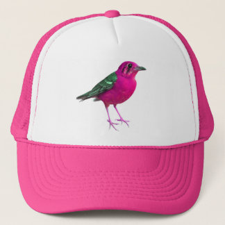 PinkBirdzのトラック運転手の帽子 キャップ