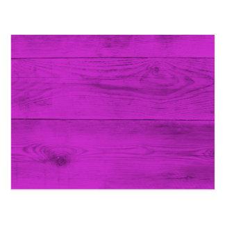 Pinke木構造 ポストカード