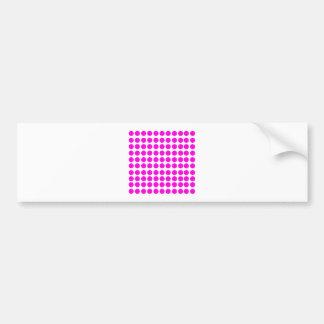 pinkpokaのコレクション バンパーステッカー