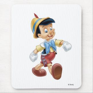 Pinocchioディズニー マウスパッド
