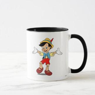 Pinocchioディズニー マグカップ
