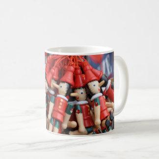 Pinocchio コーヒーマグカップ