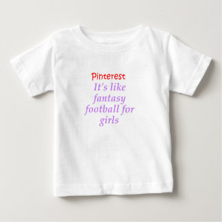 Pinterest ベビーTシャツ