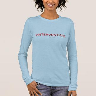 PINTERVENTION 長袖Tシャツ