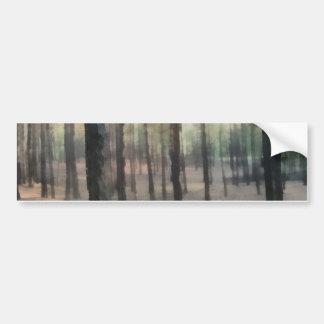 Piny森林 バンパーステッカー