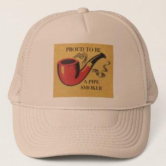pipesmokerの帽子があること誇りを持った キャップ