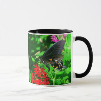 Pipevineのアゲハチョウの蝶マグ マグカップ