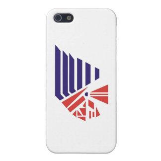 Piquaの青年フットボールのインディアンの精神の衣服 iPhone SE/5/5sケース
