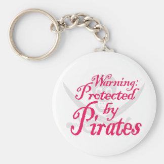 PirateWarning、Keychain キーホルダー