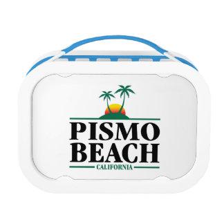 Pismoのビーチカリフォルニア ランチボックス
