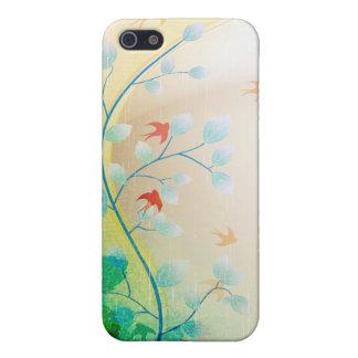 PixDezinesのつばめ iPhone SE/5/5sケース