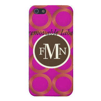 PixDezinesのモダンな泡♥♥♥♥ iPhone 5 Cover
