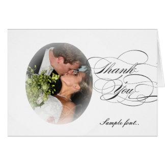 PixDezinesのロマンチックで白い写真Frame/DIYの文字 グリーティングカード