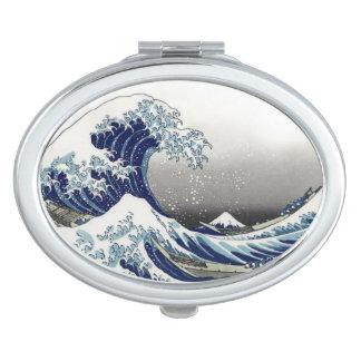 PixDezinesのヴィンテージ、素晴らしい波、Hokusaiの葛飾北斎の神奈川沖浪