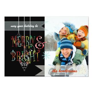 PixDezinesの写真テンプレートの休日カード カード