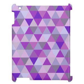 PixDezinesの幾何学的なパターンまたは調節可能 iPadケース