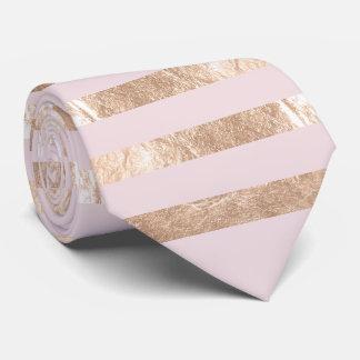 PixDezinesの模造のなピンクの金ゴールドかシャンペンまたは赤面またはDIYcolor ネクタイ