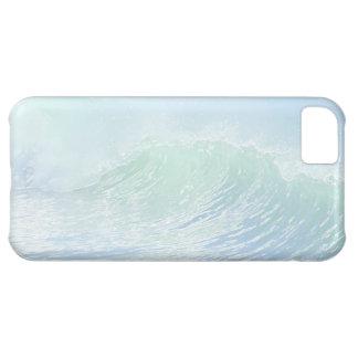 PixDezinesの波かseafoam iPhone5Cケース
