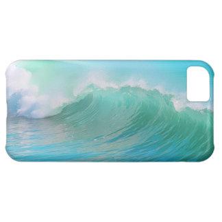 PixDezinesの波かseafoam iPhone 5C ケース