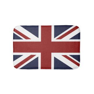 PixDezinesの英国国旗かイギリスの旗 バスマット