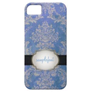 PixDezinesのnatashaのダマスク織 iPhone 5 Cover