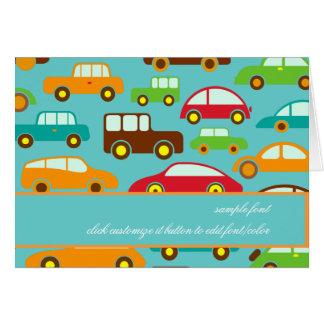 PixDezines車+lorries/DIYの背景+トリム カード