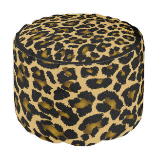 PixDezines leopard/DIYの背景 プーフ