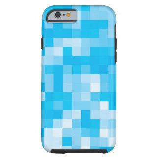 Pixelatedの青 ケース