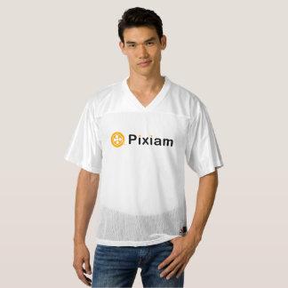 Pixiam™の男性オーガスタのレプリカのフットボールジャージー メンズフットボールジャージー