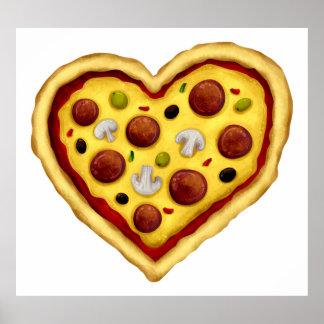 _pizzaluv ポスター