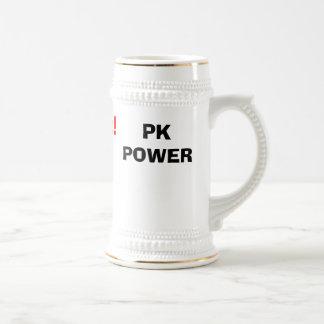 PK力、Josh及びジェフのlovinそれ! 、PKは焼きます ビールジョッキ
