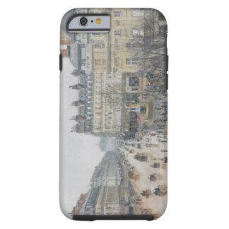 Place du Theatre Francais、パリ: 雨1898年 iPhone 6 タフケース
