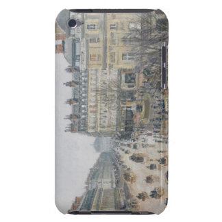 Place du Theatre Francais、パリ: 雨1898年 iPod Touch Case-Mate ケース