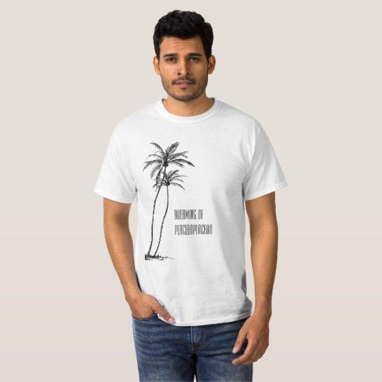 Placeboplaceboの夢を見ること Tシャツ