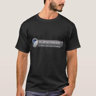 Planetarionの大きいロゴのTシャツ Tシャツ