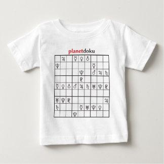 planetdoku ベビーTシャツ