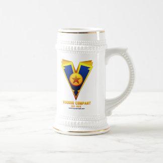 Planetsideのロゴビールステイン ビールジョッキ