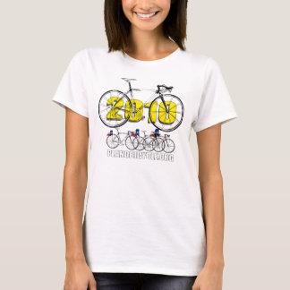 Planoの自転車2010の循環のロゴのティー及びギフト Tシャツ