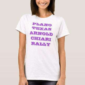 PLANOテキサス州アーノルドCHIARIの再結集 Tシャツ