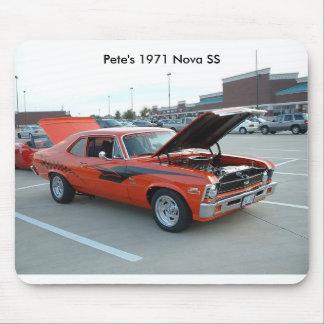 Planoテキサス州/Nov.2004、ピートのショーの新星… マウスパッド