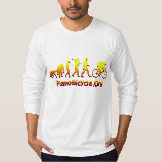Plano Firestarter 3Dのサイクリングのロゴ Tシャツ