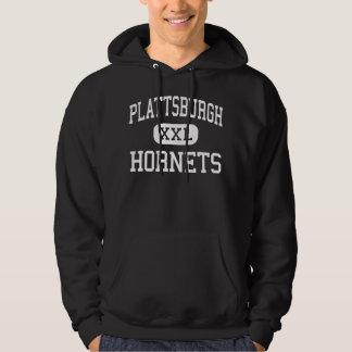 Plattsburgh -スズメバチ-高Plattsburgh パーカ