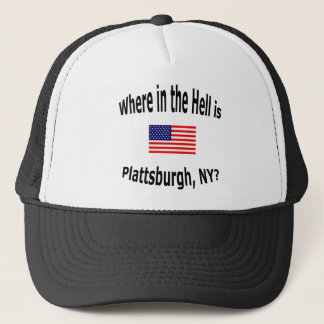Plattsburgh -帽子 キャップ