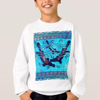Platypusの夢を見ること スウェットシャツ