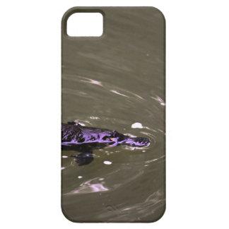 PLATYPUS EUNGELLAクイーンズランドオーストラリア iPhone SE/5/5s ケース