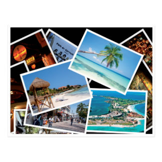 Playa del Carmen - Postal card ポストカード