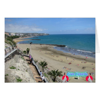 Playa del Ingles カード