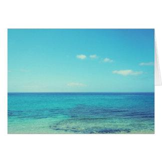 Playa Jandia カード