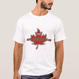 PlayCanadianRules.comのデザイン2 Tシャツ