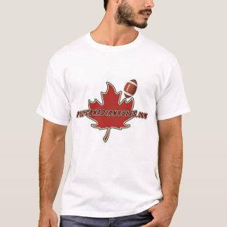 PlayCanadianRules.comのデザイン4 Tシャツ